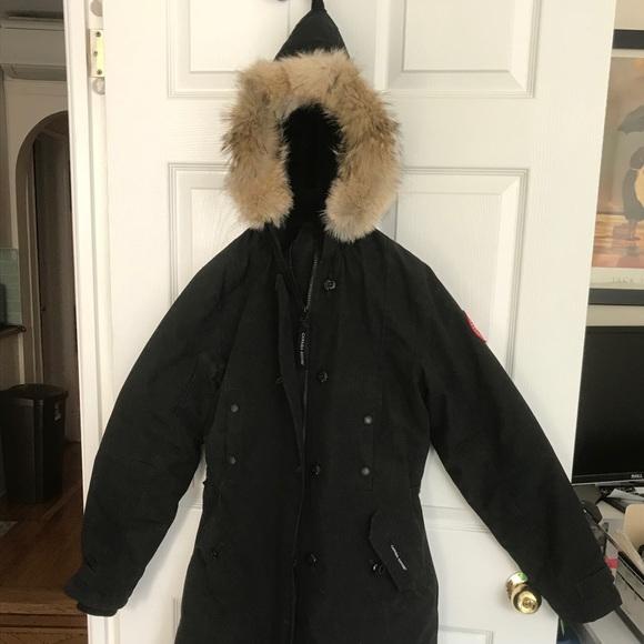 Canada Goose Jackets   Blazers - Canada Goose Kensington Parka Womens Style   2506L c7032dc7f